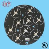 고성능 LED 알루미늄 PCB, 금속 코어 Alu PCB, 금속 Alu PCB (HYY-056)