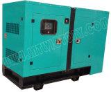 gerador 19kw/24kVA Diesel silencioso super com o motor BRITÂNICO Ce/CIQ/Soncap/ISO de Perkins