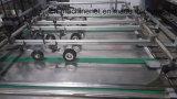 除去を用いる自動型抜きし、折り目が付く機械