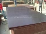 Le contre-plaqué chaud /Film de vente a fait face au contre-plaqué pour la construction