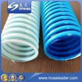 Tubo flessibile a spirale dell'acqua della polvere di aspirazione di rinforzo plastica del PVC