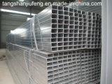 30-80G/M2 Зин покрытием до площади оцинкованной и стальная труба прямоугольного сечения