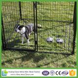 Напольные гальванизированные псарни и бега собаки пер игры бега приложения щенка