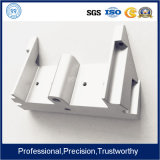 Запасные части и точность CNC обрабатывая части алюминия повернутые и филированные подвергая механической обработке