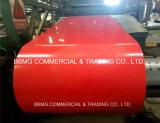 Le constructeur du prix bas PPGI/a enduit la bobine d'une première couche de peinture en acier fabriquée en Chine