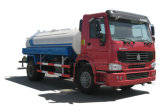 HOWO 물 탱크 트럭 4x2