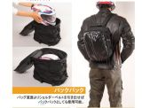 Z250 gw250 Fashion étanche modes moto queue sac à dos Sac de casque