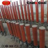 単一油圧支柱のサポートの支柱