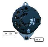 12V 85A Alternator voor Delco Chevrolet Lester 8483 96540542