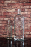 бутылки воды нестандартной конструкции 330ml/750ml стеклянные