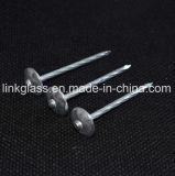 Общие гальванизированные стальные ногти толя зонтика для конструкции крыши (STRN02)