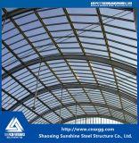 Struttura d'acciaio con materiale da costruzione d'acciaio per costruzione d'acciaio