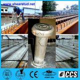 de Las van de Schakelaar van de Scheerbeurt van het Staal van 22mm met Ceramische Metalen kap