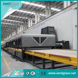 Landglass Electric Heating Treatment Glass Tempering Furnace