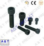 Aço inoxidável / aço carbono / parafuso hexagonal (M6)