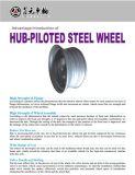 فولاذ عجلة من [زهنون] [وهيل/فو-سوبّلير] (17.5*6.0)