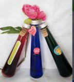Frasco de vidro potável grossista, recipiente de beber, embalagens de consumo de vidro