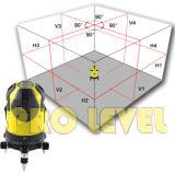 Auto-Leveling électronique 4V4h1d Niveau laser (SCHO-444R)