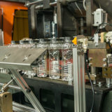 Volledige Automatische het Vormen van de Slag van de Fles van het Huisdier Machine met Zes Holten (BM-A6)