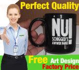 Ceramic promozionale Coffee Mug con Cutomer Design Logo