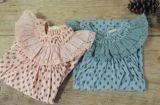 Chemise manches longues Printemps et automne robe de princesse D18