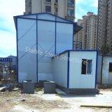 Stahlkonstruktion-modulares Bauarbeiter-Lager