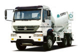 Sinotrukのブランド6X4のドライブの種類具体的なミキサーのトラック