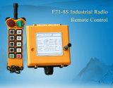 Pompe à béton industriel Camion grue Télécommande Radio F24-8s