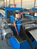 Larga vida enrolladora de acero de la luz ajustable para corte y punzonado automático