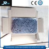 Chaîne de transmission standard ou personnalisée en acier au carbone pour l'agriculture