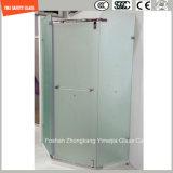 Sérigraphie 3-19mm/acide Etch/Frosted/motif plat/refoulées tempérée/Le verre trempé pour la maison portes/fenêtres/douche avec de l'écran SGCC/Ce&CCC-Certificat ISO