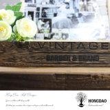 Hongdao hölzernes Pesonlized verpackenspielzeug macht Geschenk Box_E in Handarbeit