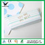 Caixa de lápis agradável relativa à promoção do poliéster do projeto 600d