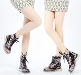 A chuva impermeável da forma calç carregadores para mulheres dos homens