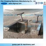 Заварка нержавеющей стали разделяет железу упаковки с CD4 316 304