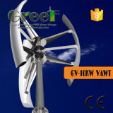 セリウムが付いている熱い販売10kw Vericalの軸線の風力