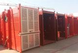 2017 alzamiento caliente popular de la construcción de la jaula 50m del doble de la carga de las ventas Sc200/200 2t alto