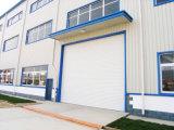 Entrepôt en acier à rouleaux / portes coulissantes personnalisé