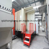 2016 Qualität Powder Coating Booth für Fast Color Change