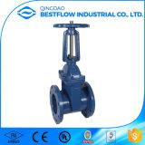 Válvula de porta de ferro fundido de 6 polegadas ou válvula de porta de PVC para água