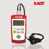 O calibre de espessura ultra-sônico (SA40+) que pode testar a espessura do metal cobriu com o revestimento
