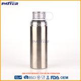 2017 bottiglie di acqua rese personali abitudine calda dell'acciaio inossidabile dei prodotti