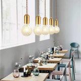 Modernes Art-Glas, das hängende Lampe hängt