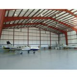 Estructura de acero Pre-Engineering Hangar Taller