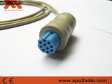 Compatible DATEX Ohmeda ECG cable troncal - 545301/545303
