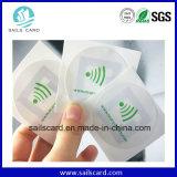 Rolo de impressão personalizado papel autocolante NFC RFID
