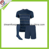 [هيغقوليتي] بوليستر عالة تصميد كرة قدم قميص رجال كرة قدم بدلة