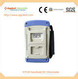 Portable Type DC Low Resistance Ohmmeter (AT518L)