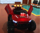 12V電池は2つのシートが付いている電気自動車R/Cのおもちゃ、車の子供車の子供の乗車をからかう