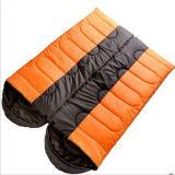 耐久の使用中の空の綿の寝袋